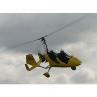 GYROCOPTER - SUBARU EA 81 DIRECT DRIVE - 80HP