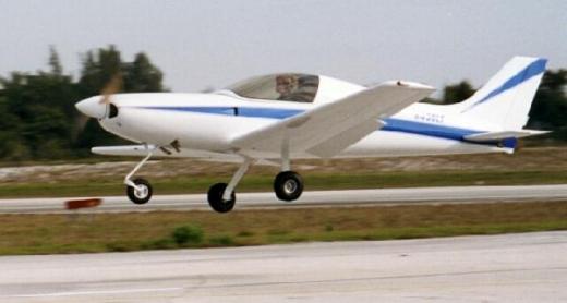 PULSAR 3 - JABIRU 3300 - 120HP
