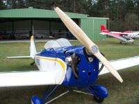 2 Blatt Propeller Sunrise/Sunwheel Visa 160cm