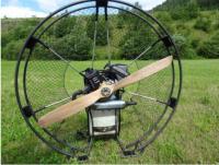 2 Blatt Propeller 130cm Polini Thor